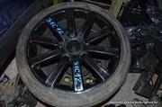 Литые диски R18x8jj 3шт стояли на Volkswagen Passat B6,  R 18
